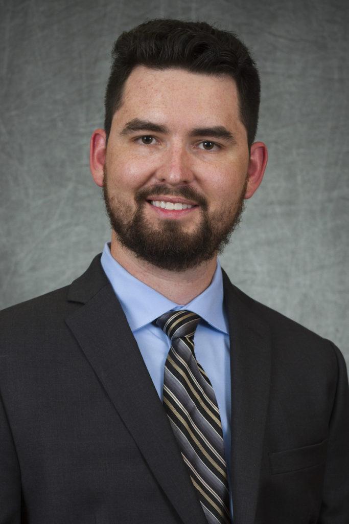 portrait of Dylan Ottney