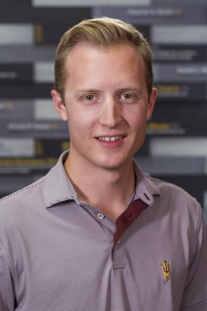 portrait of Colin Smith