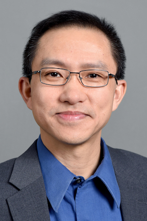 portrait of Baoxin Li
