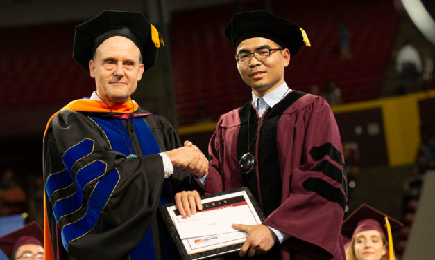 Influential research into power electronics earns high recognition