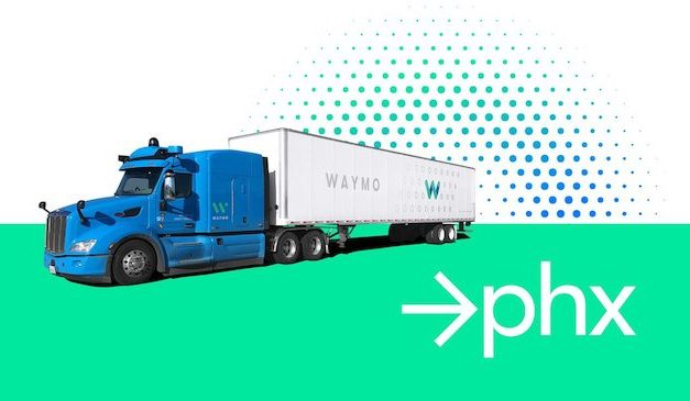 Waymo to resume self-driving truck testing in Arizona