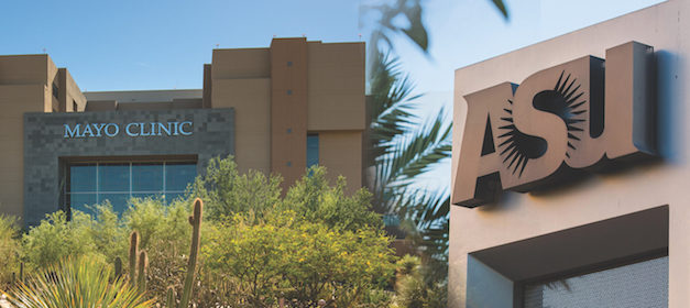 ASU, Mayo Clinic collaborate for impact