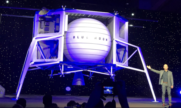 ASU to develop payloads for Blue Origin lunar transportation