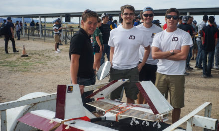 ASU students take their aircraft design skills to the sky
