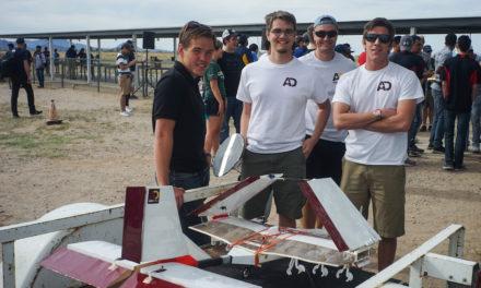 ASU students take their aircraft design skills to the sky