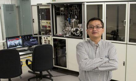 Yuji Zhao makes light work of quantum computing