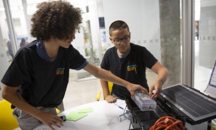 Lighting the way for future photovoltaics innovators