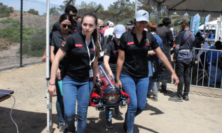 ASU students make waves in international robotics competition