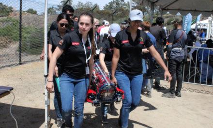 ASU students make waves in international robotics competition