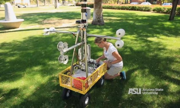 'Shadow hunter': ASU climatologist helps others find shade from Arizona sun
