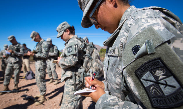Joint ASU-Army project helps bridge the gap between civilians, soldiers