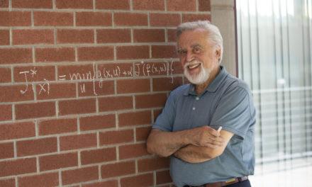 Dimitri Bertsekas reinforces computational decision-making research at ASU