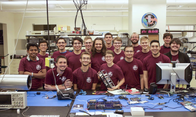 Mini-spacecraft built by ASU students will study urban heat island effect