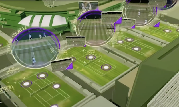 Artificial Intelligence brings Wimbledon highlights to TV Viewers
