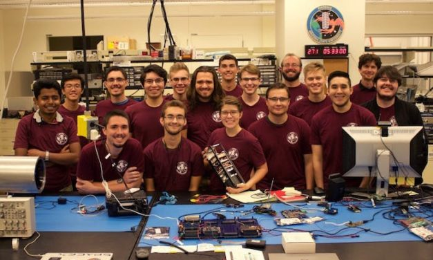 Starry-eyed ASU students create satellite to better understand climate change