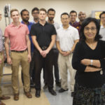 ASU researcher brings the heat to composite materials