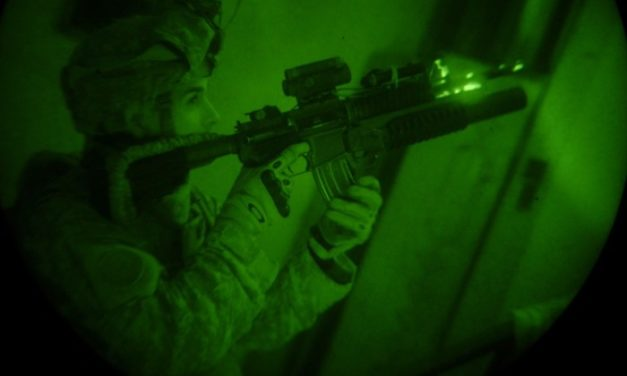 Troops of the future may ditch night-vision goggles in favor of eye injections to see in the dark