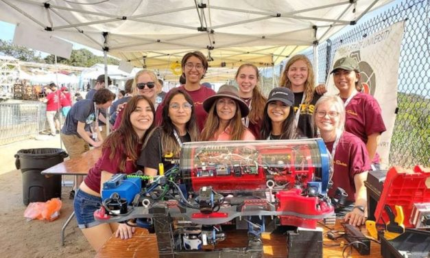 All-female robotics team wins major awards while slashing stereotypes of women, Latinos in STEM