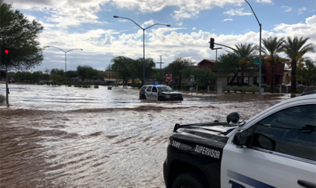 ASU engineers want to use traffic cameras to warn about urban flooding