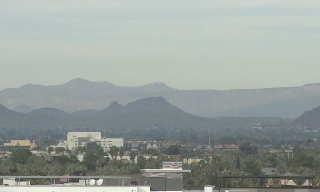 Data shows higher CO2 emissions in the Valley