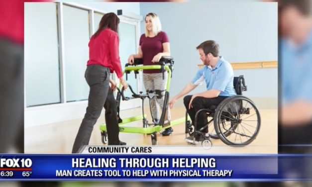 ASU graduate creates tool to help with physical therapy