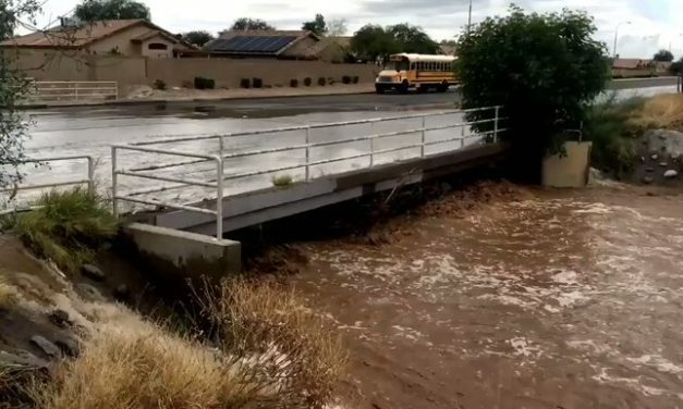 Before the flood: System to predict rising water is tested in Phoenix and Flagstaff