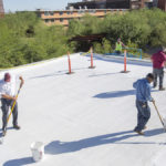 Keeping it cool: New building coatings beat the heat