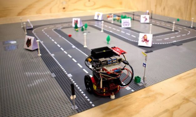 ASU team takes first place in the state's first Robo Hackathon