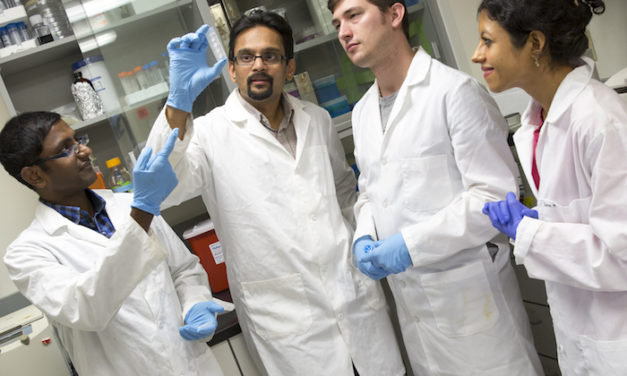 ASU, Banner Team Creates Gel To Measure Radiation Exposure During Treatment