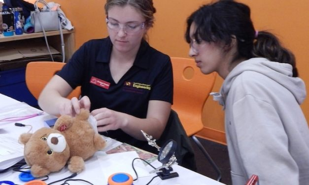 Holiday hackathon makes toys accessible for children with disabilities