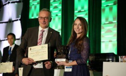 Construction engineering achievements earn Fulton Schools alum a top award in her field