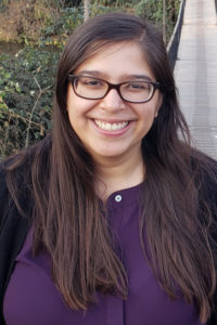 portrait of Anjali Mulchandani