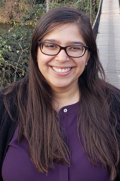 portrait of Anjali Mulchandani