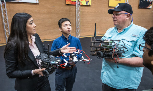 ASU, Arizona partner to develop autonomous, unmanned systems for rescue operations