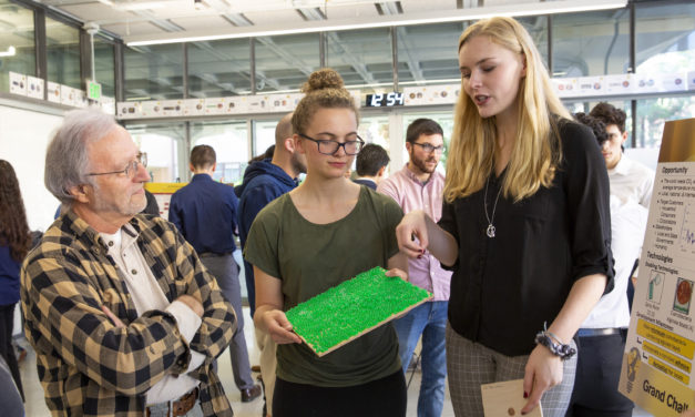 ASU students take on the Grand Challenges of the 21st century
