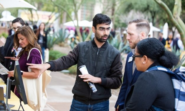 Students showcase remarkable ideas at ASU Day at the Capitol