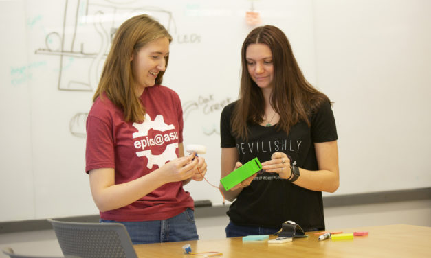 EPICS students look to improve usability of an Arizona treasure