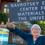 Navrotsky selected for ACerS Distinguished Life Membership Award