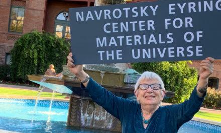 Navrotsky selected for ACerS Distinguished Life Membership Award