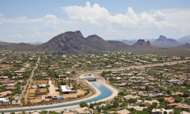 ASU engineer solving the puzzle of regional water management