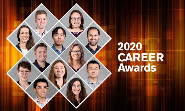 12 ASU engineering faculty earn the prestigious NSF CAREER Award