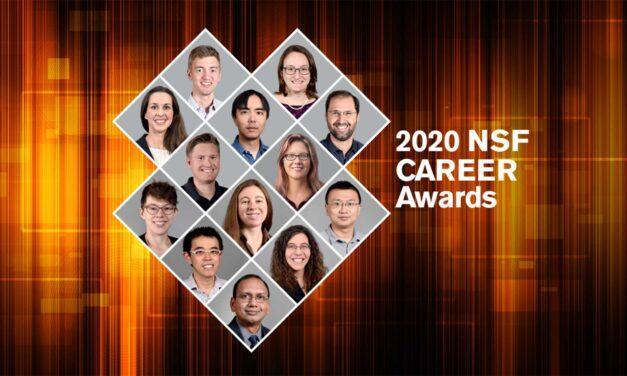 13 ASU engineering faculty earn the prestigious NSF CAREER Award