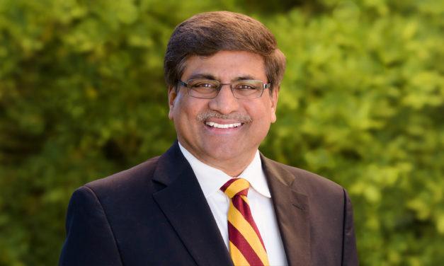 ASU research and innovation leader Sethuraman Panchanathan confirmed as National Science Foundation director