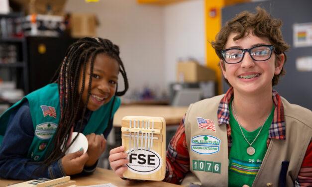ASU, Girl Scouts–Arizona Cactus-Pine Council announce first engineering scholarship recipient