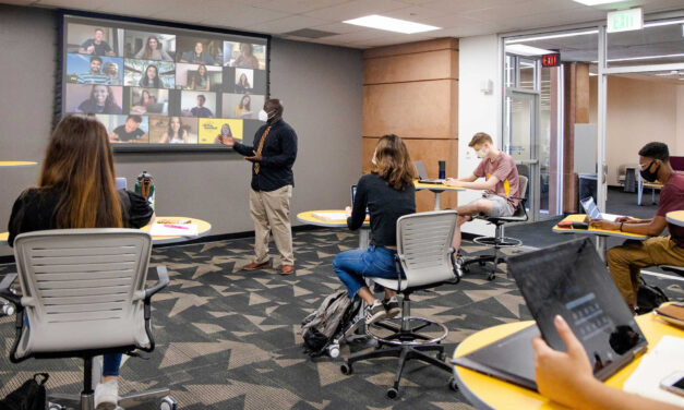 ASU graduate engineering students starting fall term everywhere