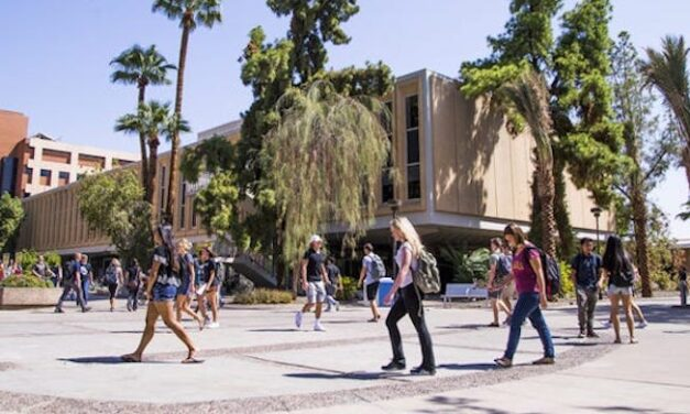 'We have to create a very safe environment': Summer classes at ASU give idea of what's to come in fall