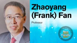 Zhaoyang (Frank) Fan
