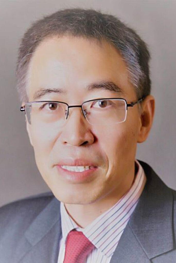 portrait of Zhaoyang (Frank)Fan