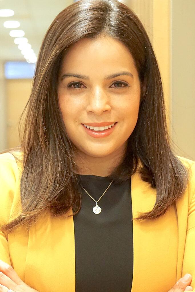 portrait of Mayra Artiles Fonseca