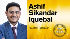 Ashif Sikandar Iquebal